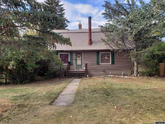 170 S Tisdale Avenue, Buffalo, WY 82834 (MLS #20216087) :: RE/MAX The Group