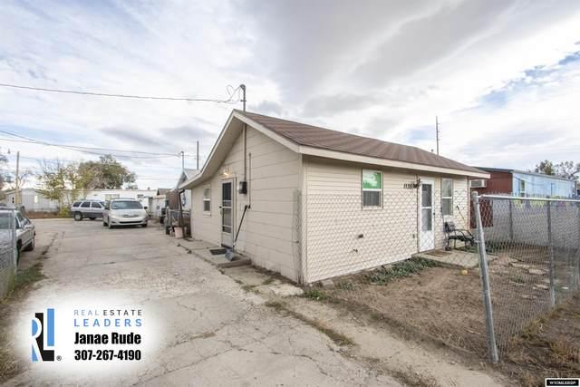 1135 N Center Street, Casper, WY 82601 (MLS #20216092) :: Broker One Real Estate