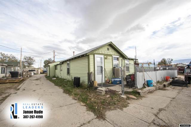 1151 N Center Street, Casper, WY 82601 (MLS #20216093) :: Broker One Real Estate