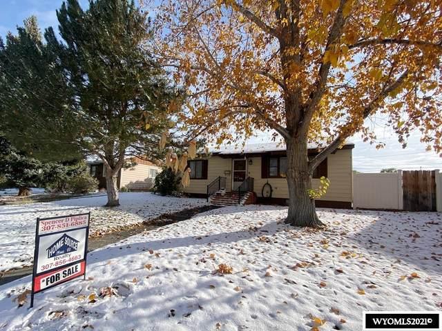 509 N 16th St E, Riverton, WY 82501 (MLS #20216097) :: Lisa Burridge & Associates Real Estate