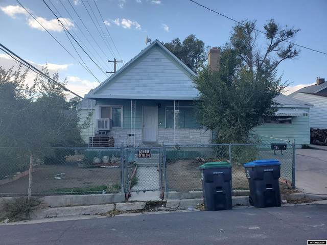 69 N 2nd W Street, Green River, WY 82935 (MLS #20216108) :: RE/MAX The Group