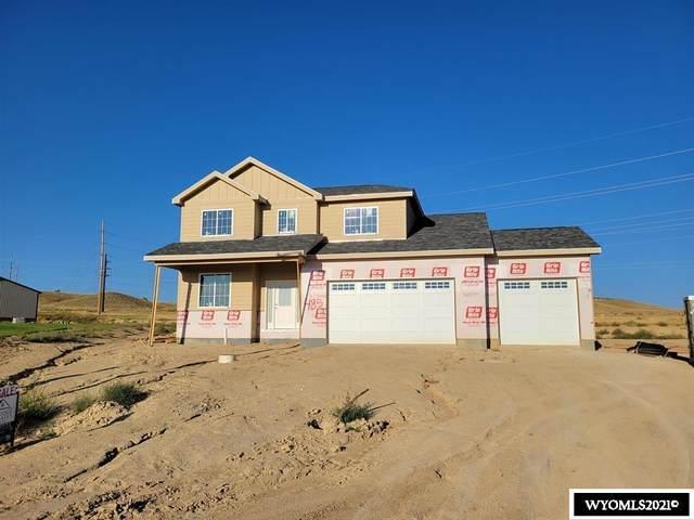 485 West View Way, Mills, WY 82604 (MLS #20216109) :: Lisa Burridge & Associates Real Estate