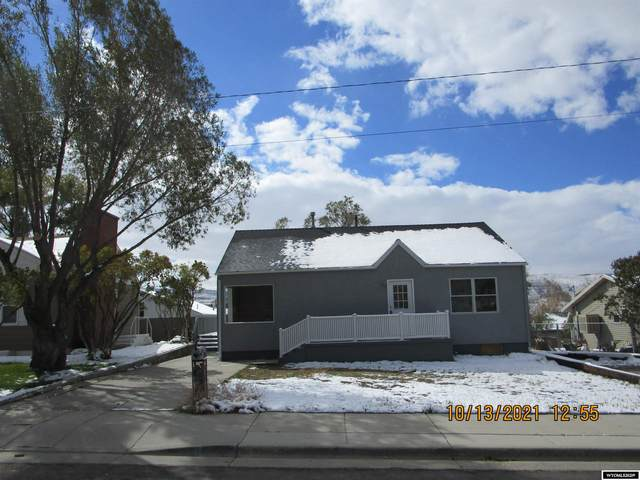 741 W 5th North Street, Green River, WY 82935 (MLS #20216111) :: RE/MAX The Group