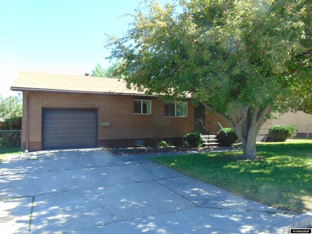 1840 Summit Street, Evanston, WY 82930 (MLS #20216116) :: RE/MAX The Group