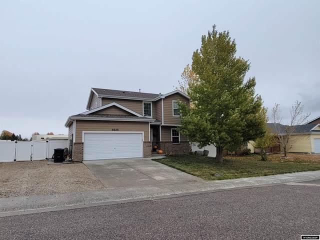 4825 Rabbit Brush Drive, Bar Nunn, WY 82601 (MLS #20216117) :: Lisa Burridge & Associates Real Estate