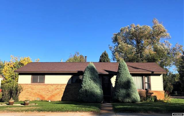 584 S 5th Street, Lander, WY 82520 (MLS #20216122) :: RE/MAX The Group