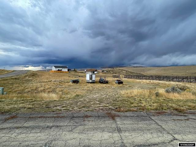 Lot 8 Rolling Hills, Kemmerer, WY 83101 (MLS #20216128) :: RE/MAX The Group