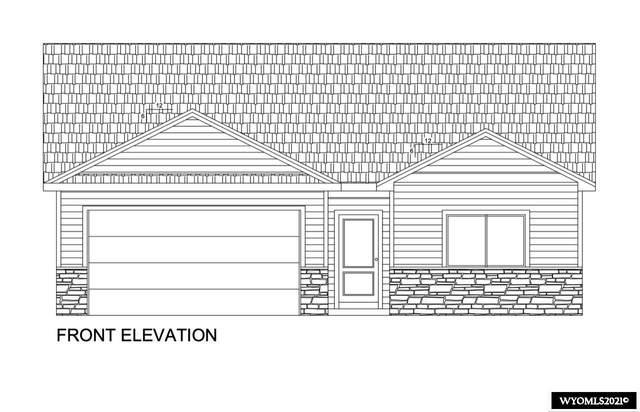 6929 Rogue River Road, Casper, WY 82604 (MLS #20216129) :: Lisa Burridge & Associates Real Estate