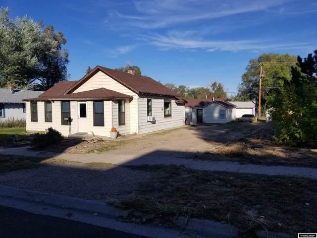 630 S Third Street, Glenrock, WY 82637 (MLS #20216134) :: Lisa Burridge & Associates Real Estate