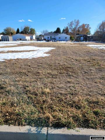0 W Pittsburgh Street, Guernsey, WY 82214 (MLS #20216141) :: RE/MAX The Group