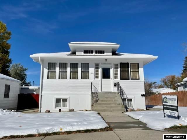 524 E 14th Street, Casper, WY 82601 (MLS #20216142) :: Lisa Burridge & Associates Real Estate