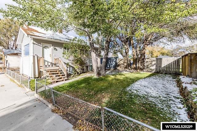 422 Tisdel Street, Rock Springs, WY 82901 (MLS #20216155) :: RE/MAX The Group