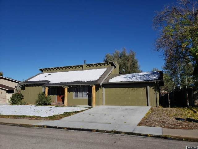 153 Indian Paintbrush, Casper, WY 82604 (MLS #20216156) :: RE/MAX The Group