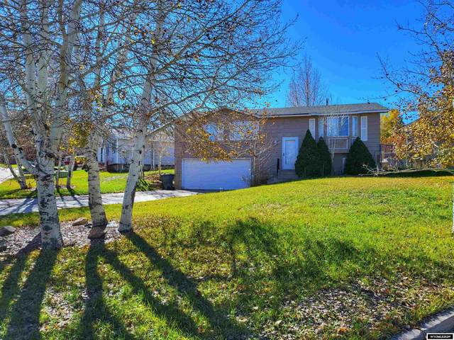 413 Hickey Avenue, Evanston, WY 82930 (MLS #20216158) :: RE/MAX The Group