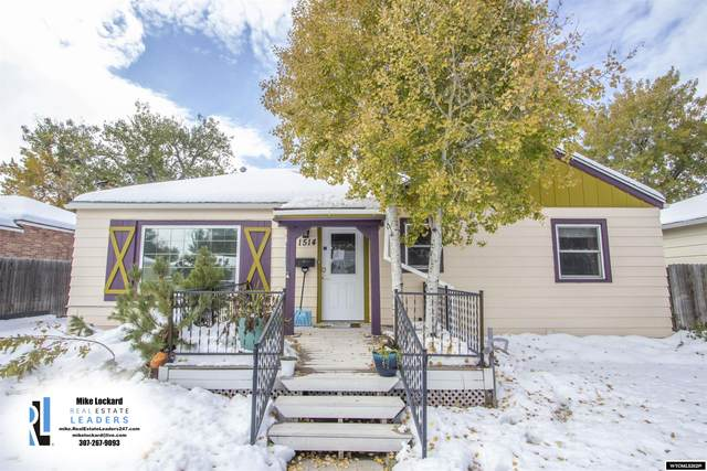 1514 Westridge Way, Casper, WY 82604 (MLS #20216160) :: RE/MAX The Group