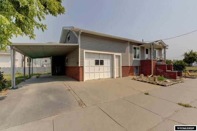 804 W 13th Street, Casper, WY 82601 (MLS #20216161) :: RE/MAX Horizon Realty