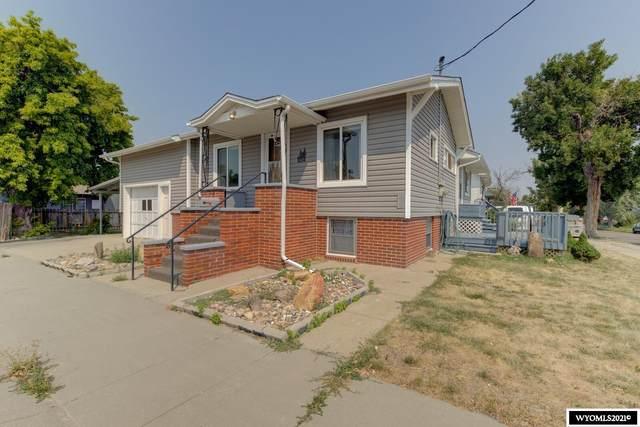 804 W 13th Street, Casper, WY 82601 (MLS #20216162) :: RE/MAX Horizon Realty