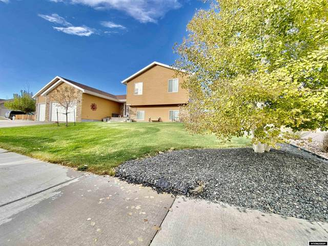 2329 Mercy Circle, Casper, WY 82601 (MLS #20216175) :: RE/MAX The Group