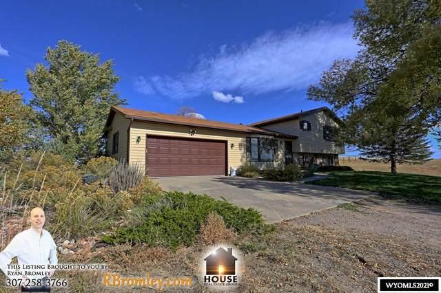 8334 Shady Lane, Evansville, WY 82636 (MLS #20216180) :: Broker One Real Estate