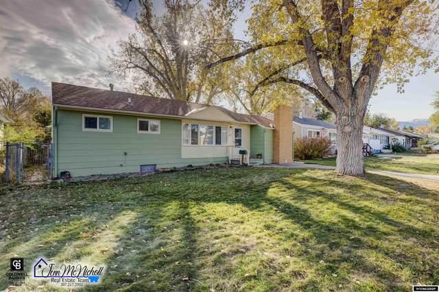 2747 S Odell Avenue, Casper, WY 82604 (MLS #20216183) :: Broker One Real Estate