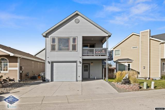 3376 Chaparral Drive, Casper, WY 82604 (MLS #20216187) :: RE/MAX The Group