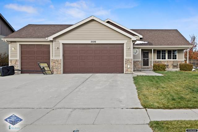 2526 Waterford, Casper, WY 82609 (MLS #20216189) :: RE/MAX The Group