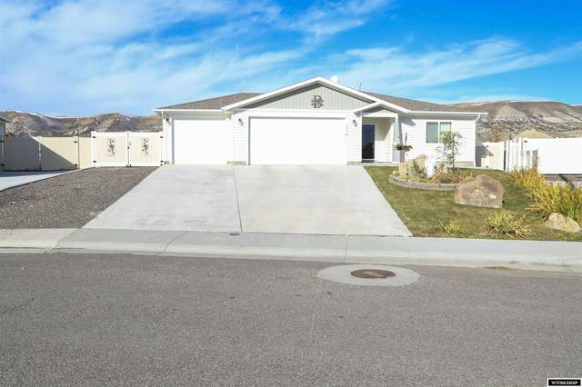 216 Sheep Creek Drive, Rock Springs, WY 82901 (MLS #20216194) :: RE/MAX The Group