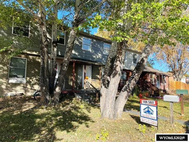 820 Mary Anne Drive, Riverton, WY 82501 (MLS #20216197) :: RE/MAX Horizon Realty