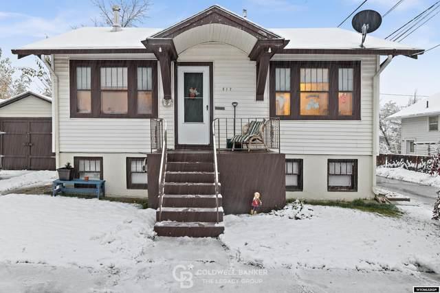 517 W 13th Street, Casper, WY 82601 (MLS #20216220) :: RE/MAX Horizon Realty