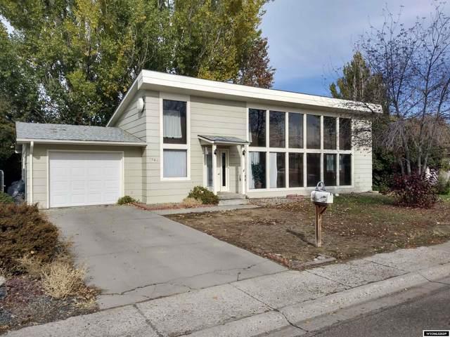 1701 Crimson Street, Worland, WY 82401 (MLS #20216225) :: RE/MAX Horizon Realty