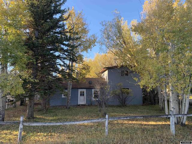 85 First Street, Mountain View, WY 82939 (MLS #20216234) :: RE/MAX The Group