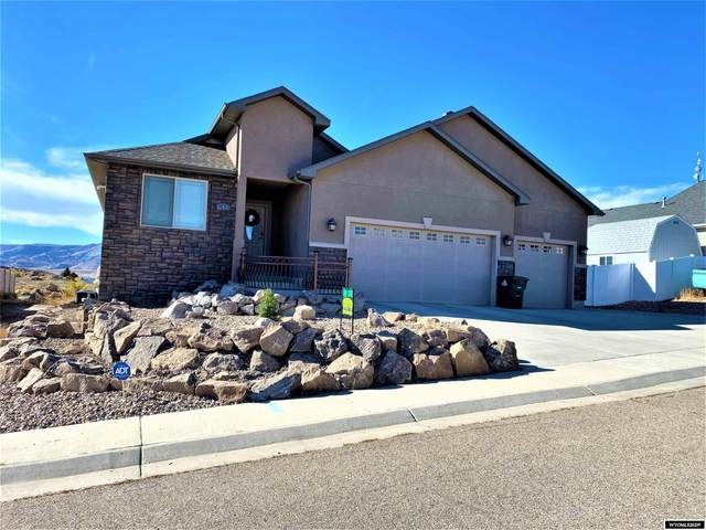 108 Chardonnay, Rock Springs, WY 82901 (MLS #20216239) :: RE/MAX The Group
