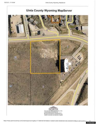 227 Wasatch Road, Evanston, WY 82930 (MLS #20216240) :: RE/MAX The Group