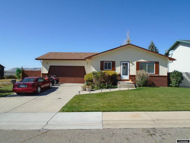 3201 Fir Drive, Rock Springs, WY 82901 (MLS #20216253) :: RE/MAX The Group