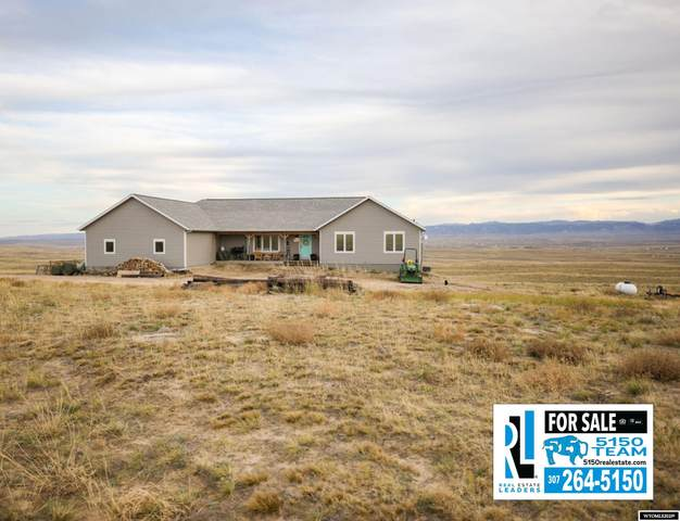 11303 Ridgeview Road, Evansville, WY 82636 (MLS #20216258) :: RE/MAX The Group