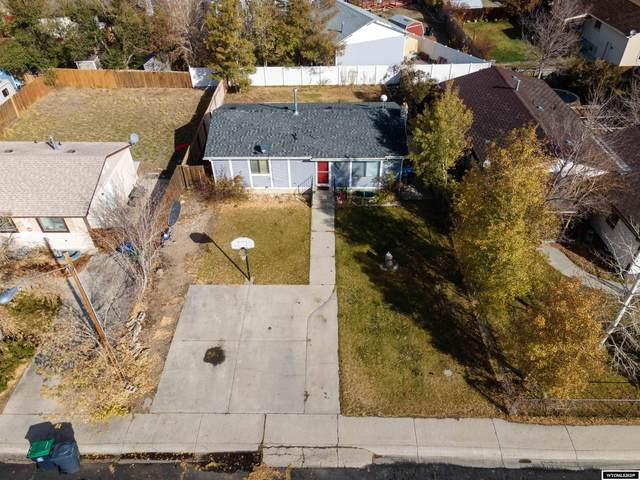 1445 Moran Drive, Green River, WY 82935 (MLS #20216262) :: RE/MAX The Group