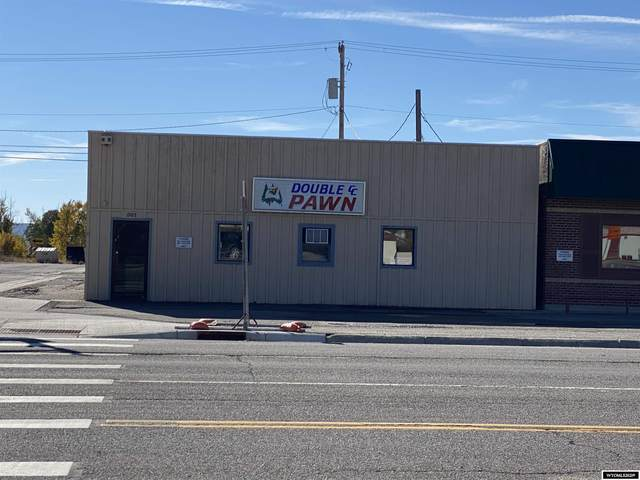 501 W Main Street, Riverton, WY 82501 (MLS #20216272) :: RE/MAX The Group