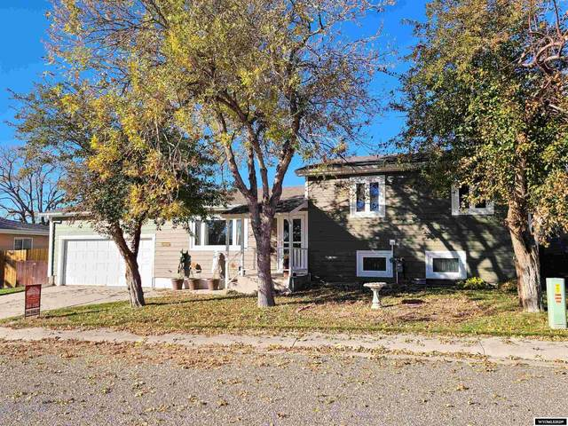 112 Susan Kay, Thermopolis, WY 82443 (MLS #20216274) :: RE/MAX The Group