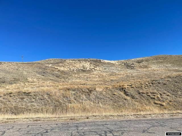 Lot 25 Rolling Hills, Kemmerer, WY 83101 (MLS #20216277) :: Lisa Burridge & Associates Real Estate