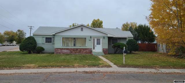 701 S 10th, Worland, WY 82401 (MLS #20216279) :: RE/MAX The Group