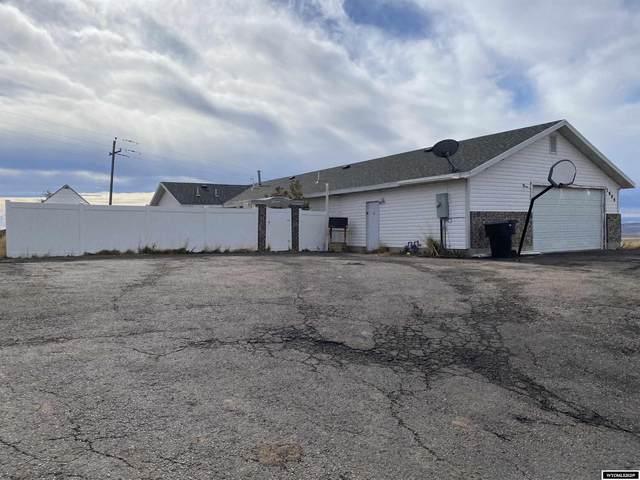 1666 S Sunlight Drive, Kemmerer, WY 83101 (MLS #20216287) :: Lisa Burridge & Associates Real Estate