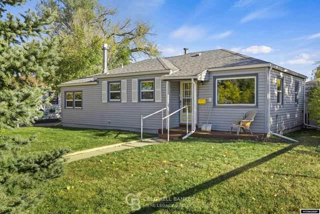 1775 Westridge Drive, Casper, WY 82604 (MLS #20216292) :: RE/MAX Horizon Realty