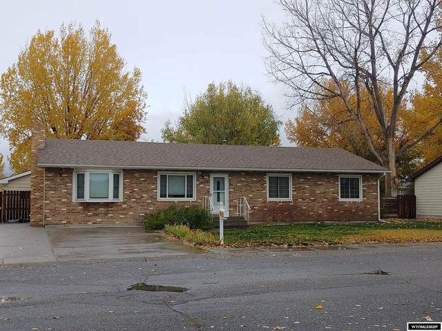 2009 Circle Road, Worland, WY 82401 (MLS #20216306) :: Lisa Burridge & Associates Real Estate