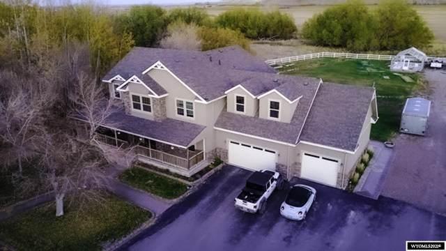 168 Co Rd 229, Fort Bridger, WY 82933 (MLS #20216307) :: Lisa Burridge & Associates Real Estate