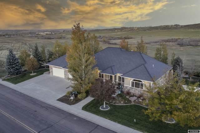 1241 Elkhorn Valley Drive, Casper, WY 82609 (MLS #20216311) :: Lisa Burridge & Associates Real Estate