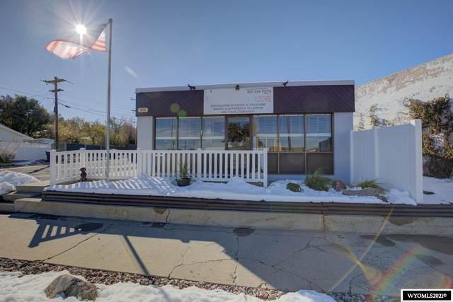 1015 E C Street, Casper, WY 82601 (MLS #20216312) :: Lisa Burridge & Associates Real Estate