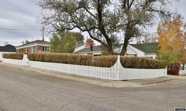 211 Willow Street, Rock Springs, WY 82901 (MLS #20216313) :: Lisa Burridge & Associates Real Estate