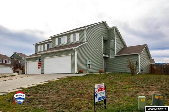 1241 Saker Court, Casper, WY 82601 (MLS #20216314) :: Lisa Burridge & Associates Real Estate