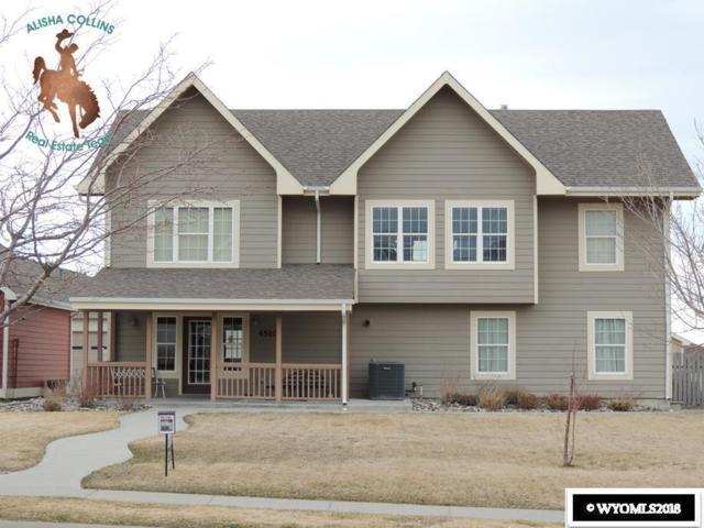 4510 E 21st, Casper, WY 82609 (MLS #20180397) :: Lisa Burridge & Associates Real Estate