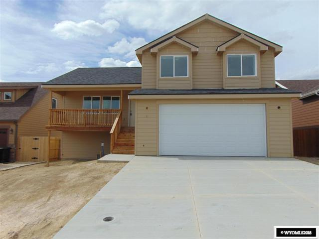 890 Dusty Terrace, Mills, WY 82604 (MLS #20180666) :: Real Estate Leaders